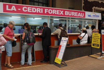 Forex bureau junction mall